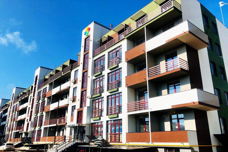 продажа однокомнатной квартиры номер A-161548 в Суворовском районе, фото номер 4